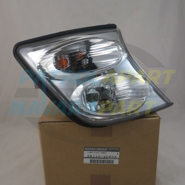 Genuine Nissan Patrol GU Y61 UTE RH Series 3 Corner Light