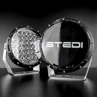 STEDI TYPE-X BLACK 8.5