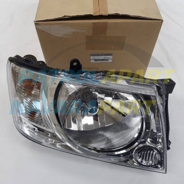 Genuine Nissan Patrol GU S4 Complete RH Right Headlight Assembly