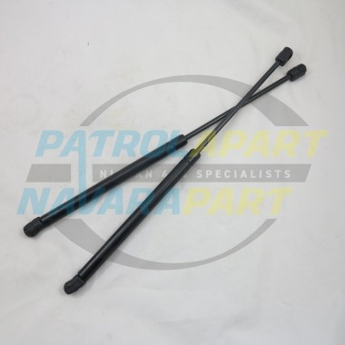 Bonnet Strut PAIR for Nissan Patrol Y62 VK56