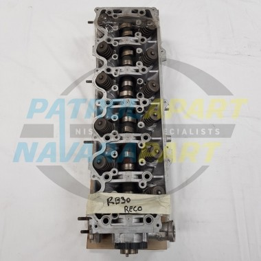 Nissan Patrol GQ Reconditioned Cylinder Head RB30