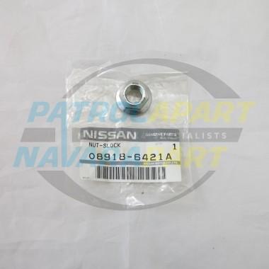 Genuine Nissan Patrol Body Mount Nut GU Row 3 & GQ 10/91 on