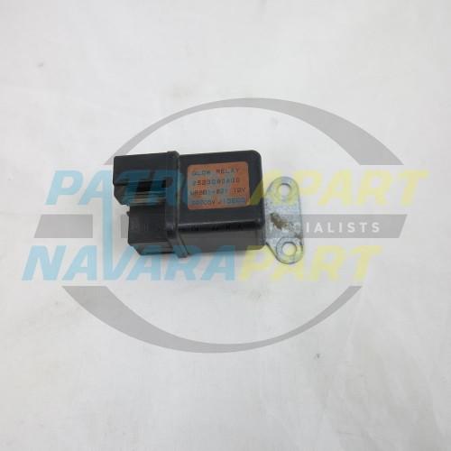 Nissan Patrol GQ / GU Glow Plug Relay S/H - Patrolapart