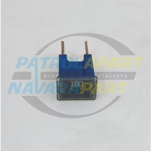 Nissan Patrol Gu 100amp Bolt In Blue Fuse