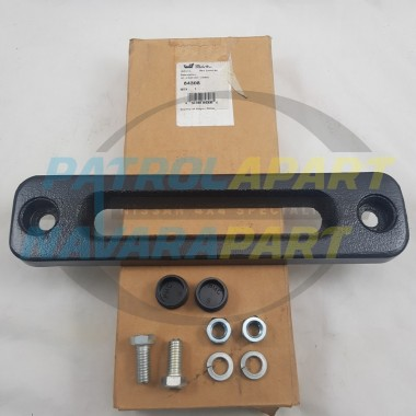 Warn Winch Steel Fairlead Hi Mount XD9000 XP9.5