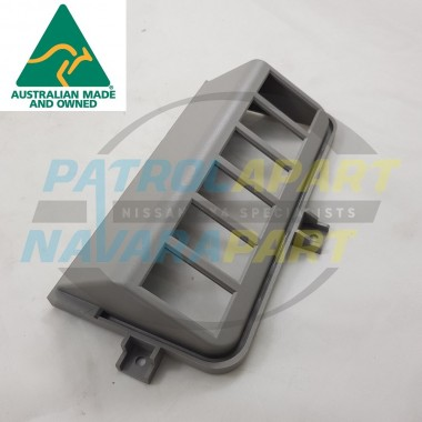 Kenay Kustoms Nissan Patrol GU Sunglass Holder Replace Switch Panel W Code