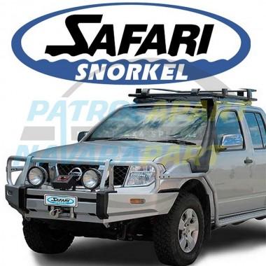 Nissan Navara D40 Thai YD25 Genuine Safari Snorkel 2008 on