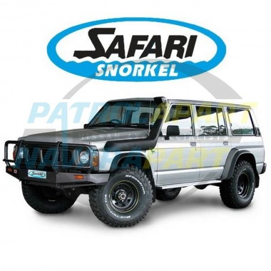 Genuine Safari Snorkel to suit Nissan Patrol GQ with TD42