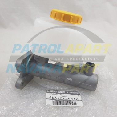 Nissan Patrol GU Y61 Genuine Brake Master Cylinder After 02/2000