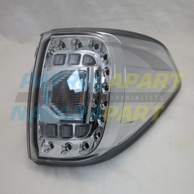Genuine Nissan Patrol Y62 Wagon RH Body LED Tail Light 12/2012 on