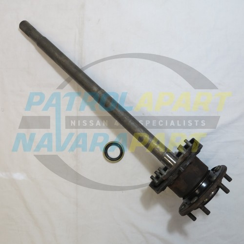 Nissan Patrol GQ Rear Axle H233 RHS C/O with new Bearings