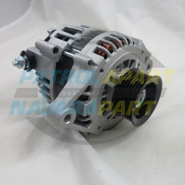 100Amp Alternator for Nissan Patrol GU Y61 ZD30 with Fixed Pulley