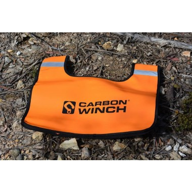 Carbon Winch Cable Damper Blanket for Winching & Recovery