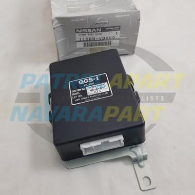 Genuine Nissan Patrol GU Y61 TD42 & TD42T Glow Plug Timer