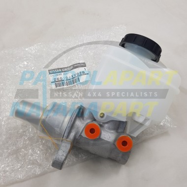 Nissan Patrol GU Y61 Genuine Brake Master Cylinder 12/11 onwards