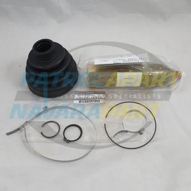 Genuine Nissan Patrol Y62 VK56 RH or LH Front Inner CV Boot Kit