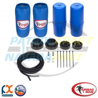Air Bag High Pressure Kit for Nissan Patrol Y62 with HBMC Suspenion 40-50mm Lift