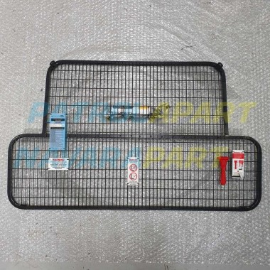 Autosafe Cargo Barrier suit Nissan Patrol Y62 *MADE IN AUSTRALIA*