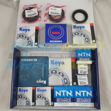 Transfer Case Rebuild Kit for Nissan Patrol GU TB45 ZD30 TD42 TB48