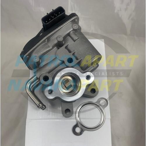 Exhaust Gas Recirculation EGR Valve suit Nissan Patrol GU Y61 ZD30 CR 2007on