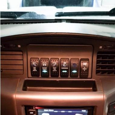 Carling Rocker Switch Panel suit Nissan Patrol GU Y61 Series 4-9 2004 on
