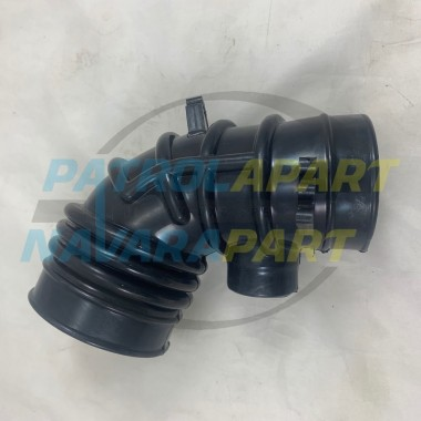 Turbo Intake Pipe Airflow Meter End suit Nissan Patrol GU Y61 ZD30