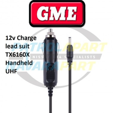 GME 12V DC Car Vehicle Lead Charger suit TX6160