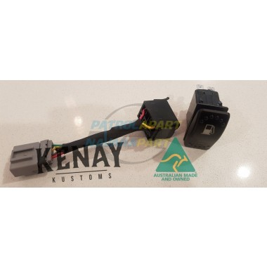 Kenay Kustoms Carling Size Sub Tank switch for Nissan Patrol GU4+ Y61 2004-2017