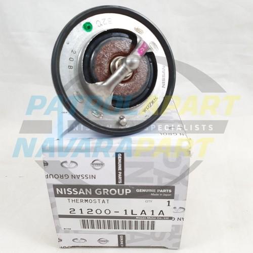 Genuine Nissan Patrol Y62 VK56 Thermostat 82 Degree Series 1-2