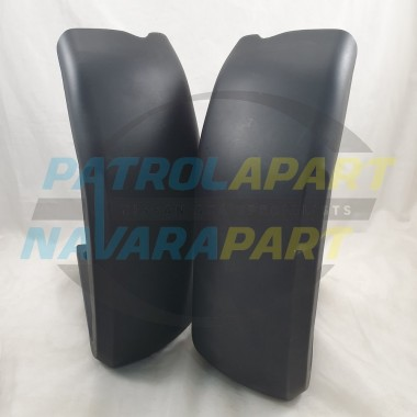 ARB Deluxe Bar Bumperette Pair for Nissan Patrol Y62 Series 1-3