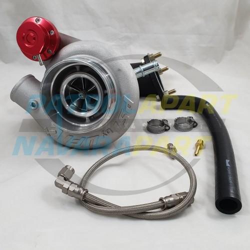 UFI United Fuel Injection 18G TD05 Turbo for Nissan Patrol GU TD42