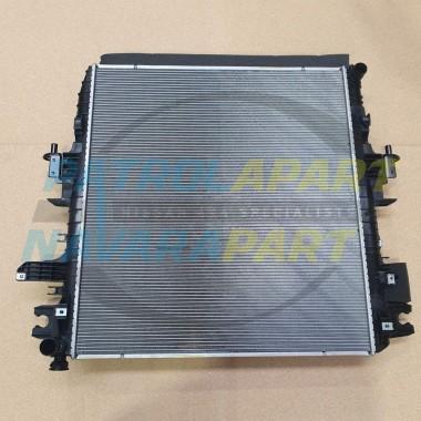 Nissan Patrol Y62 VK56 V8 Petrol 5.6L Genuine Alloy Radiator AUTO