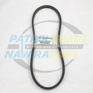 Genuine Nissan Patrol GQ / GU TD42 4.2L A/C Air Conditioning Belt