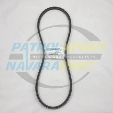Genuine Nissan Patrol GQ GU TD42 Alternator Fan Belt