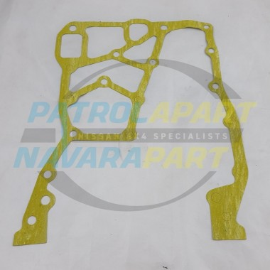 Timing Cover Backing Plate Gasket for Nissan GU GQ TD42 4.2L Diesel