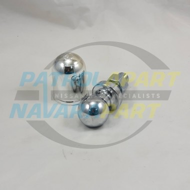 ARK Chrome Tow Ball 50mm 3500kg Load Rating Towing Capacity
