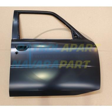 Genuine Nissan Patrol GU Series 4 Right Hand Front Drivers Door Shell