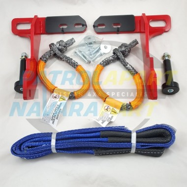 Ontrack 4x4 Recovery Point Pair for Nissan Patrol Y62