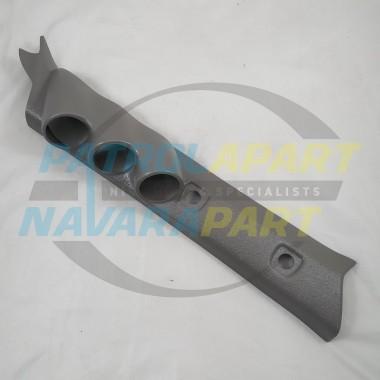 PATROLAPART Triple 3 Gauge Pillar Pod for Nissan Patrol GU Y61 Colour K