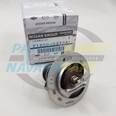 Genuine Nissan Patrol Thermostat Suit ALL GQ Y60 TB42 Models