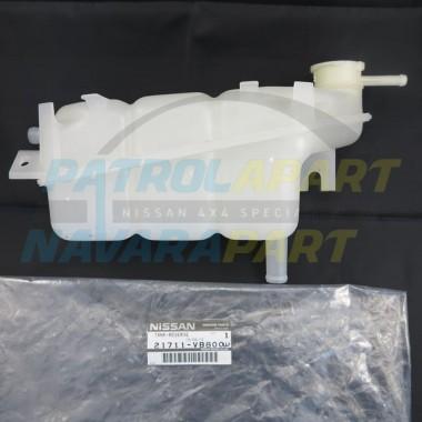 Nissan Patrol GU ZD30 & TD42TI Top Overflow Bottle Genuine
