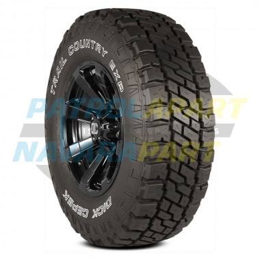 Dick Cepek Trail Country EXP Tyre A/T 285/70/17 ( 33X11.50R17 )
