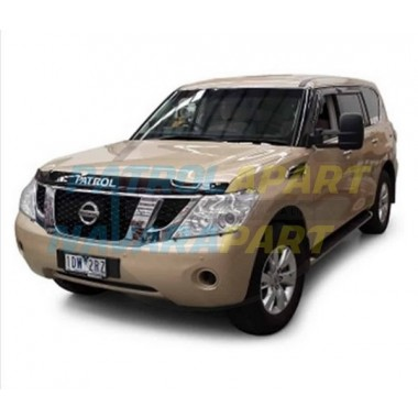 Clearview Towing Mirror Assembly Suit Y62 Nissan Patrol ( Black, Electric & Heated)