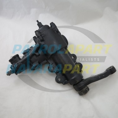 Nissan Patrol GQ Y60 Early RECONDITIONED Steering box