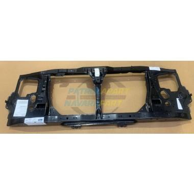 Genuine Nissan Patrol GU ZD30 Series 4 onwards Radiator Support Panel