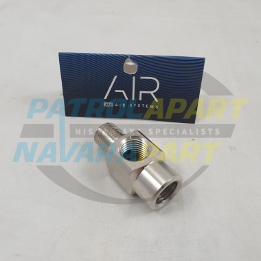 ARB T-Piece Fitting For Air Compressor Chuck Hose Pump Up Kit