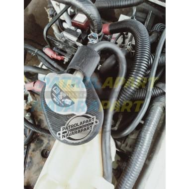 Radiator Overflow Bottle Protector for Nissan Patrol GU Y61 ZD30 TD42TI