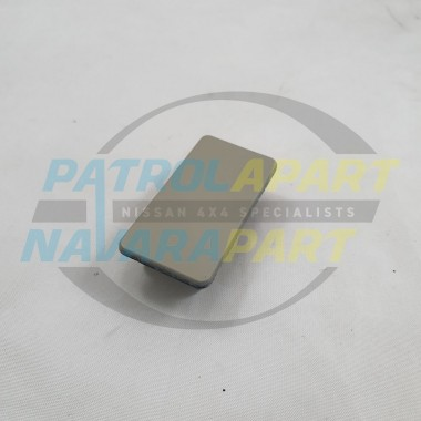 Switch Blank Plate for Sunglass Switch Panel by Kenay Kustons for Nissan Patrol GU Colour G