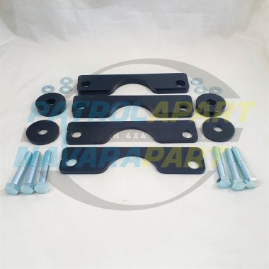 K-Frame Rear Chassis Spacer Lift Kit 8mm 16mm 24mm for Nissan Patrol Y62