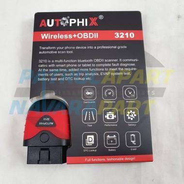 Autophix 3210 Bluetooth Scanner Tool Module OBDII Android & IOS Apple